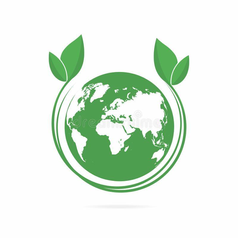 Download Ecology Logo Eco World Symbol Icon Eco Friendly Concept For Company Logo Stock Vector Illustr Eco Logo Eco Friendly Logo Design Eco Friendly Logo