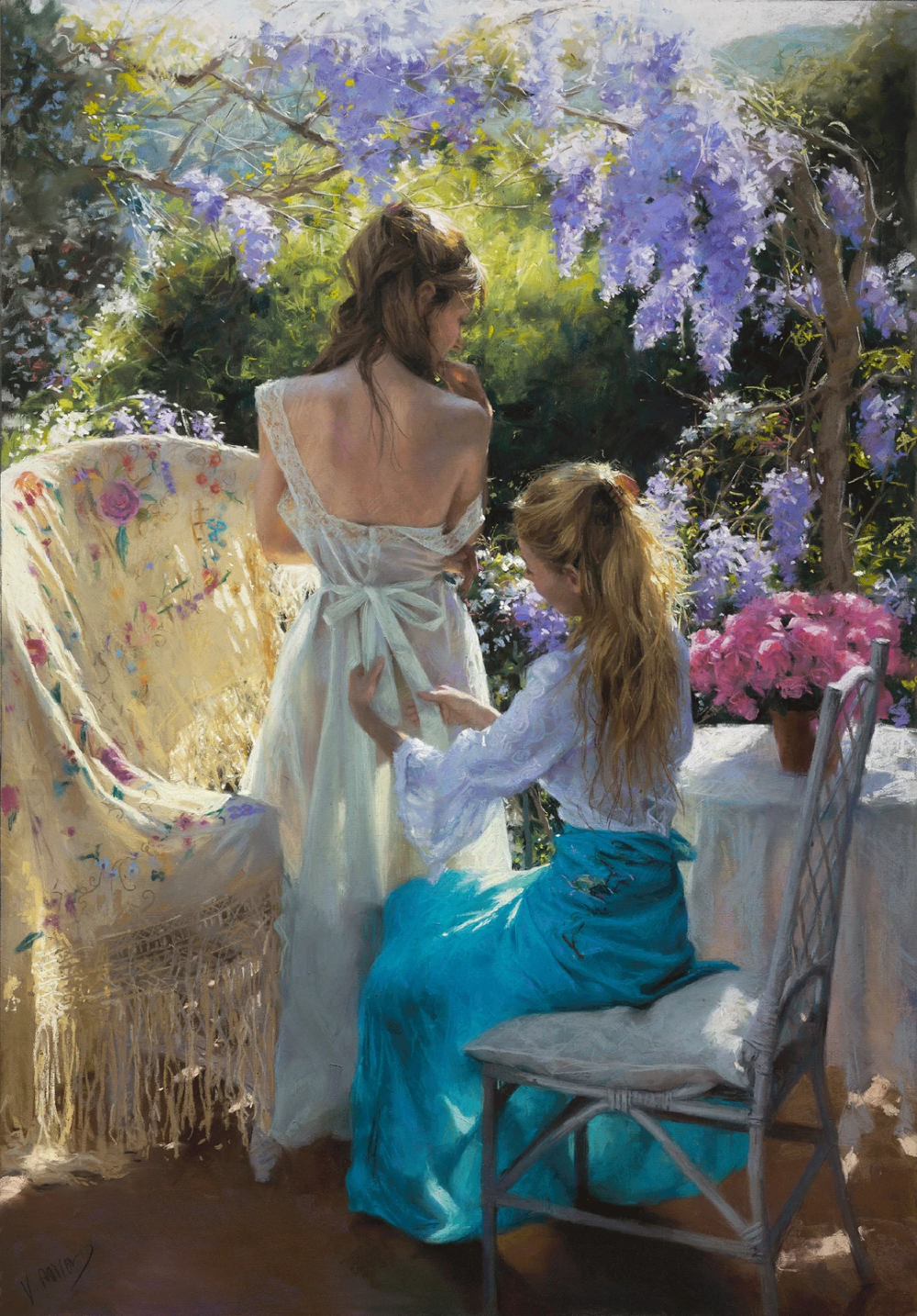 Spring by Vicente Romero Limited Edition Print in 2020