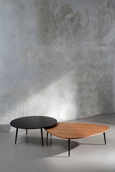 Soho Round Coffee Table Large Con Imagenes Triangulares