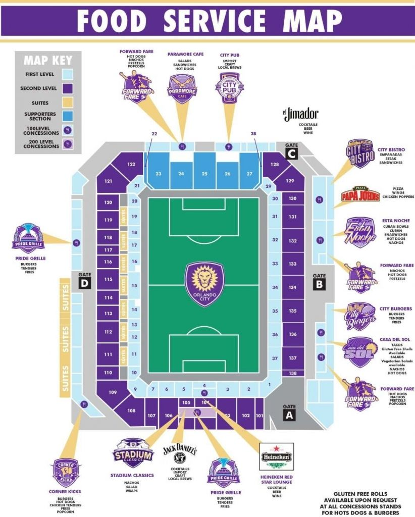 The Elegant House Of Blues Anaheim Blue Seating Orlando City Seating Plan
