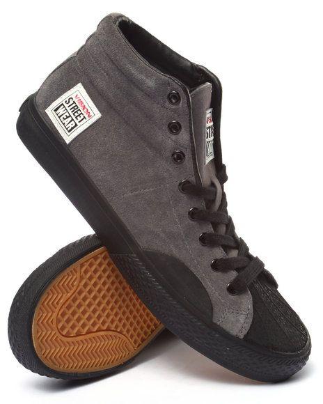 Vision Street Wear Canvas Lo / Suede Hi Herren Sneaker Freizeit Schuhe 9WQBf6BR3