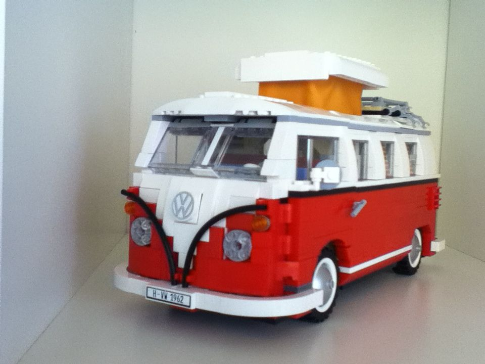 lego combi van vw kombi pinterest lego and vw. Black Bedroom Furniture Sets. Home Design Ideas