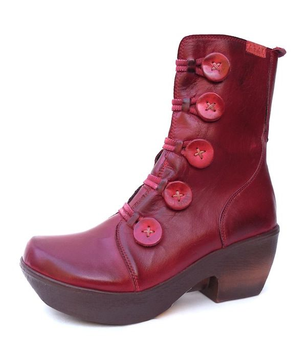 Women's Boots and Shoes Handmade in Israel, by JAFA®