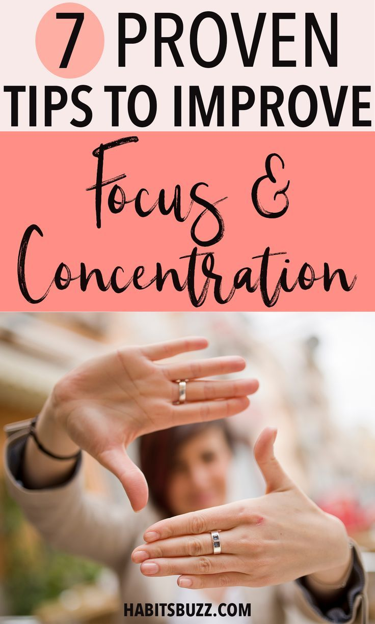 Do your thoughts go in different directions when you want to finish a job? When you lack focus and concentration, it is hard to complete your tasks on time. Here is an article on how to increase focus and concentration and achieve amazing results. #habits #success #focus