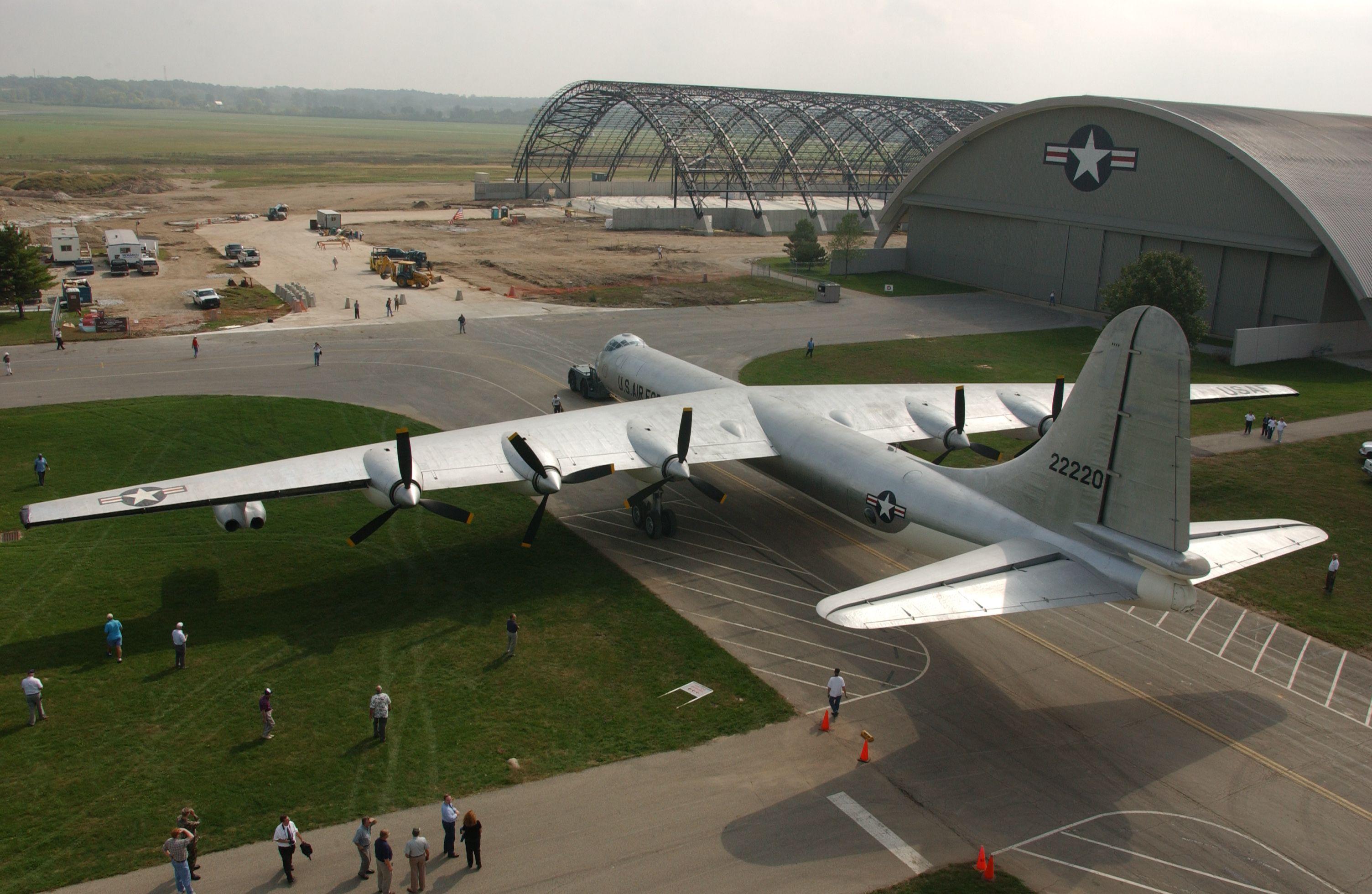 Convair B36 Peacemaker (google.image) 04.20 2/2 in 2020