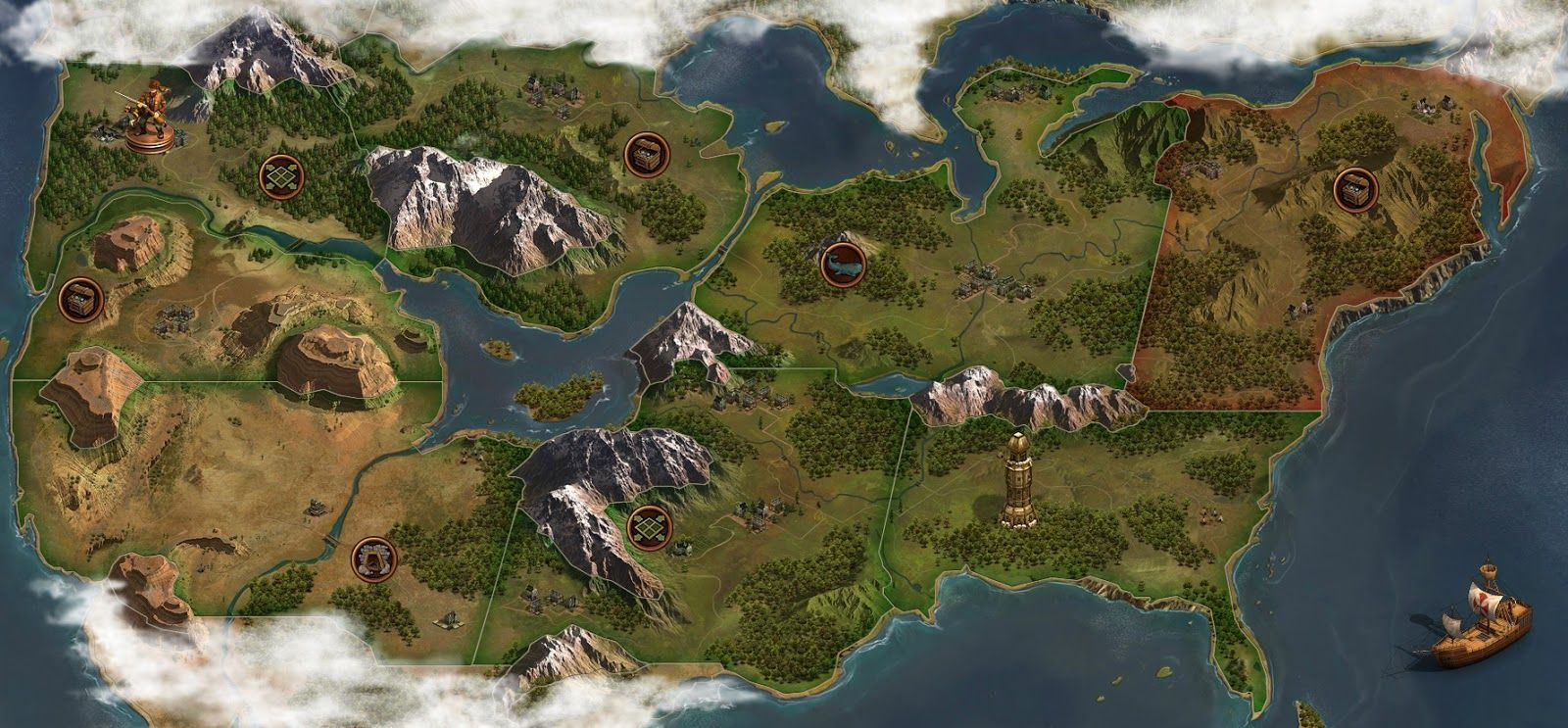 Pc game reviews and news forge of empires launches the industrial pc game reviews and news forge of empires launches the industrial age gumiabroncs Image collections