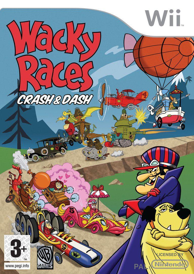 La corsa più pazza del mondo when i was young cartoon tv