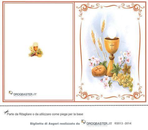 Biglietto Di Auguri Prima Comunione Bambino Biglietti Prima Comunione Inviti Cresima E Biglietti Porta Prima Comunione Festa Per La Prima Comunione Comunione