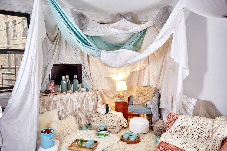 45+ Idee de cabane dans une chambre ideas