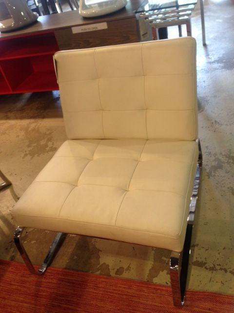 Hermes Lounge Chair White 299 Direct Furniture Outlet 1005 Howell Mill Rd Atlanta Ga 30318