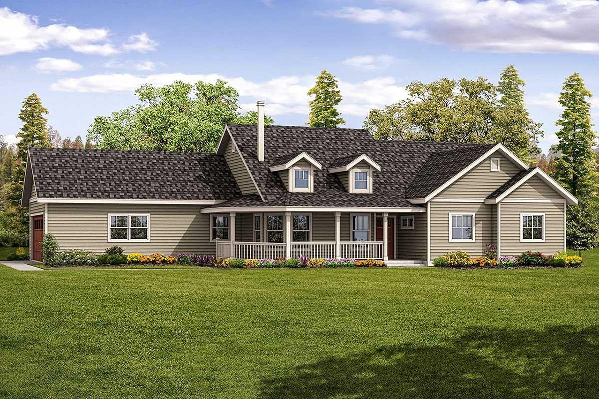 Plan da appealing ranch house plan ranch house plans
