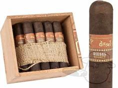 Diesel Unholy Cocktail Shorty 4 1/2 x 60—Box of 24 - Best Cigar Prices