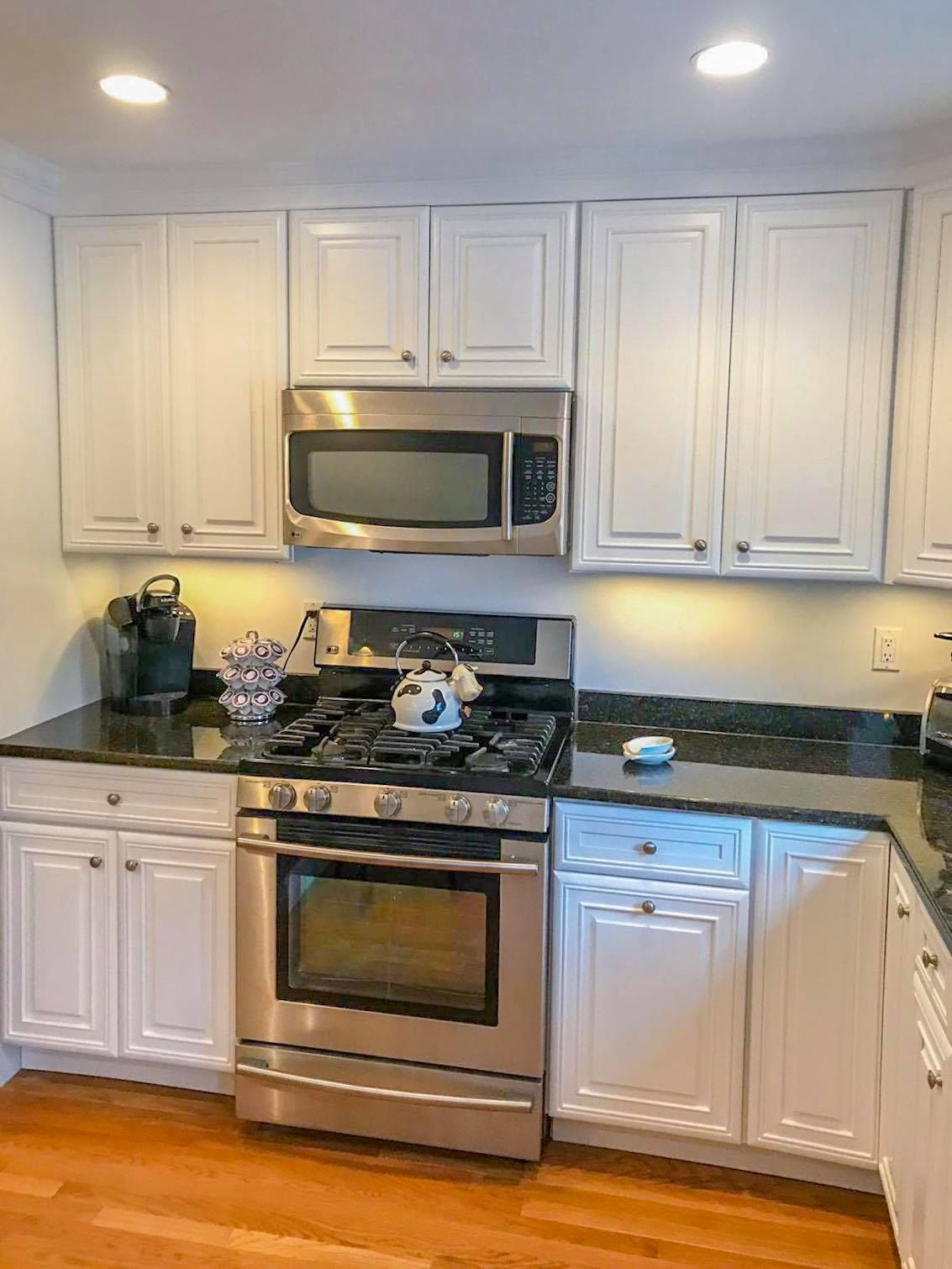 Kitchen Cabinets Painted In Newton Ma Painting Kitchen Cabinets Kitchen Cabinets Kitchen
