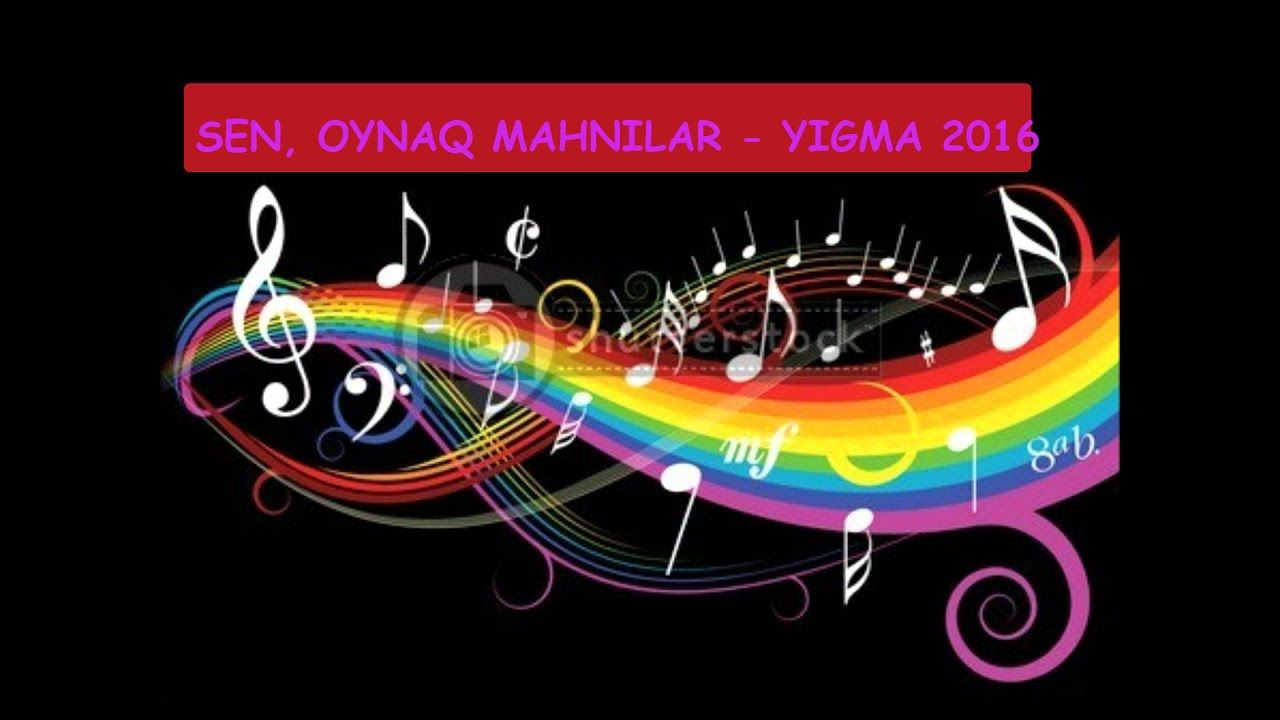 Yigma Sen Mahnilar 2016 Super Yigma Azeri Toy Mahnilari