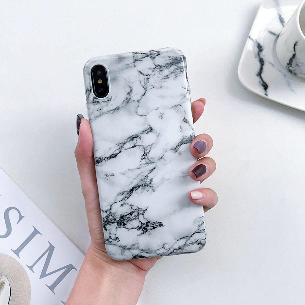 Marble Case Fundas De Silicona Para Iphone Fundas Para Iphone Fundas Para Teléfono