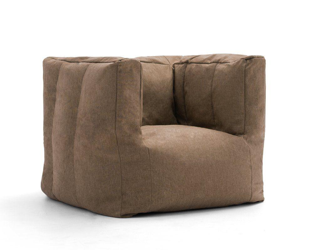 Big joe lux small bean bag chair lounger