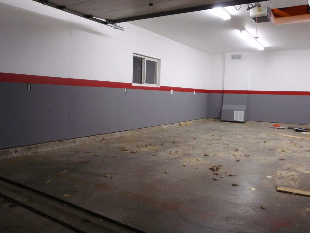 garage makeover ideas | Garage interior walls ideas - The ...