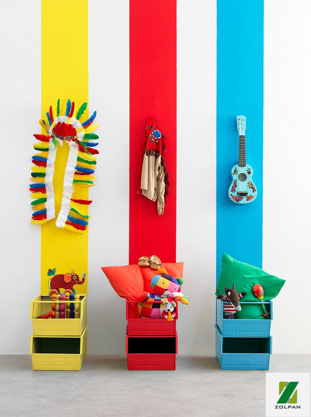 Les petits clowns nuances enfantines zolpan pour chambre d 39 enfant 3 6ans peinture zolpan - Peinture pour chambre enfant ...