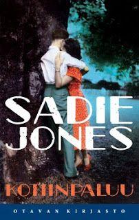 Ullan Luetut kirjat: Sadie Jones Kotiinpaluu
