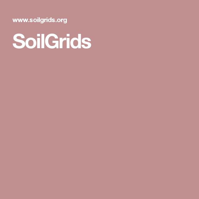 SoilGrids