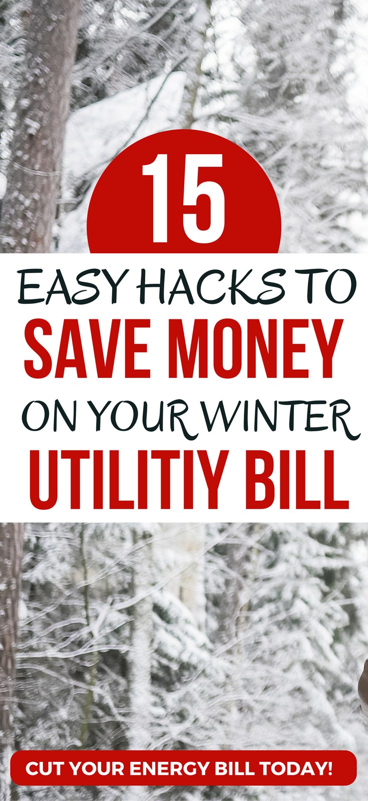 How To Save Money On Energy In Winter