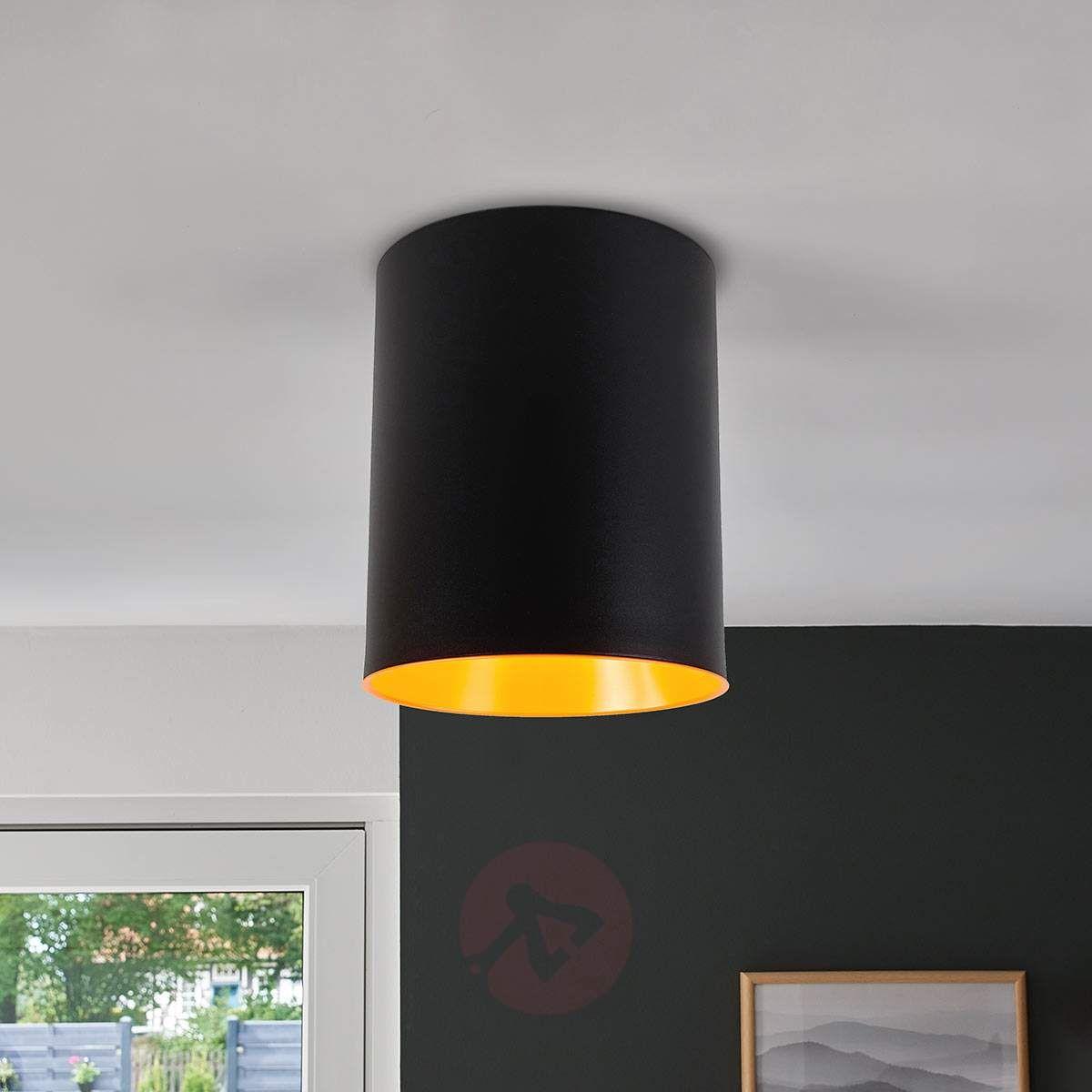 Lampa Sufitowa Led Tagora W Kształcie Cylindra Lampy