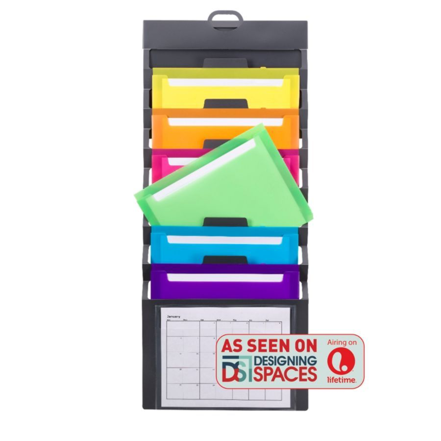 Wall File Organizers At Office Depot Officemax