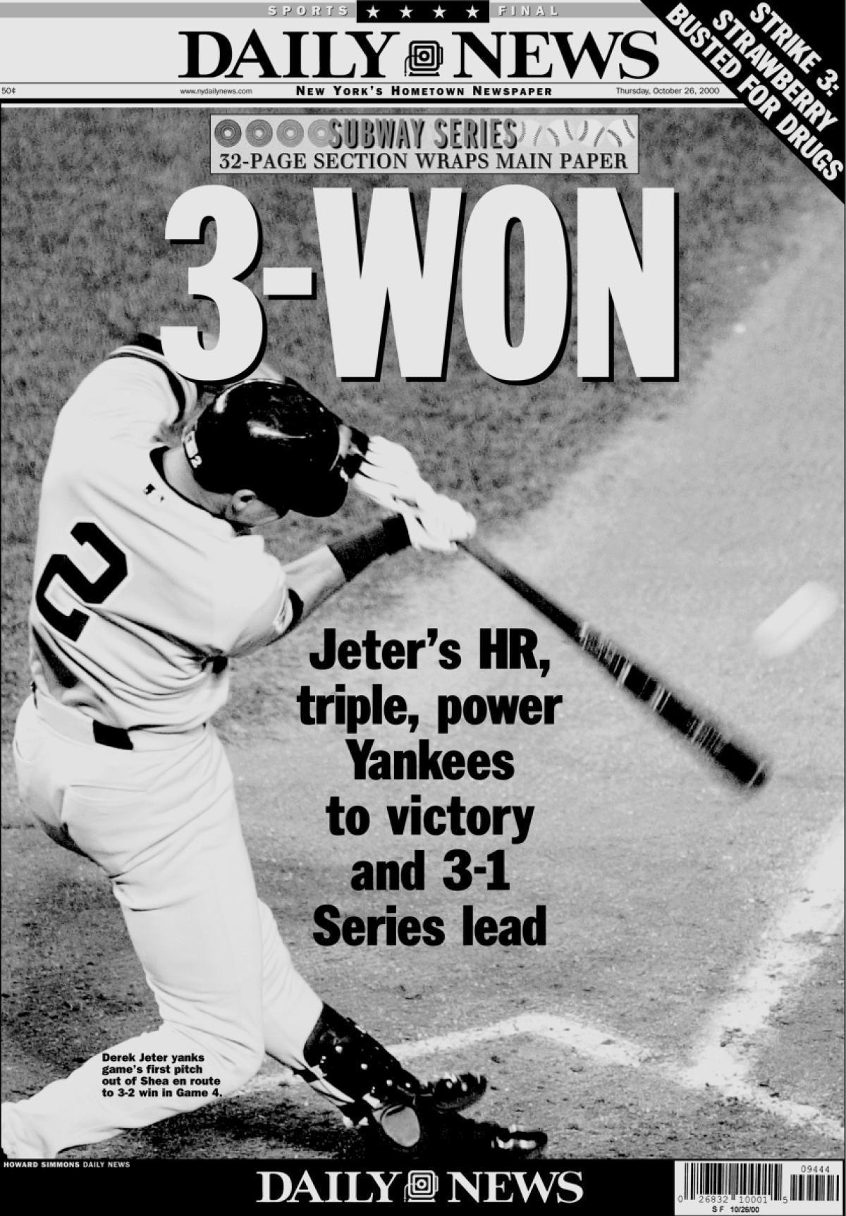 2000 World Series Game 4 Mets Vs Yankees Ny Mets New York Yankees New York Mets