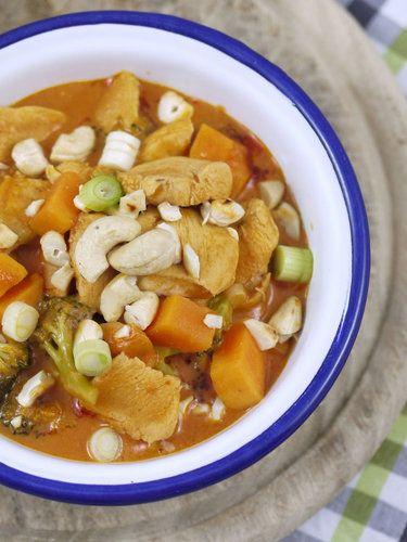 Der Duft gegen Fernweh! 10 Ideen für Currys Asia and Food - experimente aus meiner küche