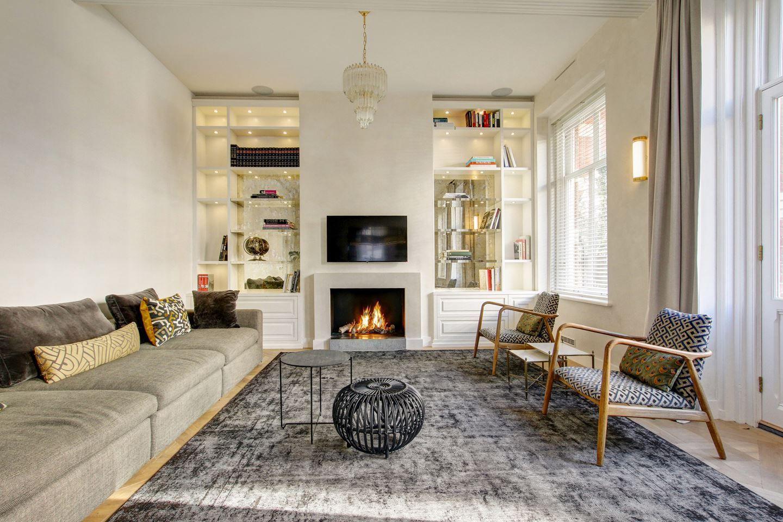 Interieur De Luxe Appartement even binnengluren: dit luxe appartement in hartje amsterdam