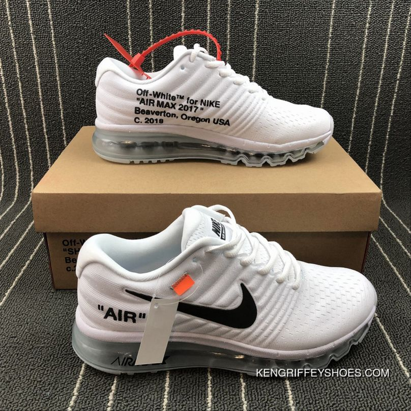new arrivals 90519 59a63 Virgil Abloh Designer Independent Brand Super Limited OFF-WHITE X Nike Air  Max 2017 To Be The Size 19 619745-100 Discount