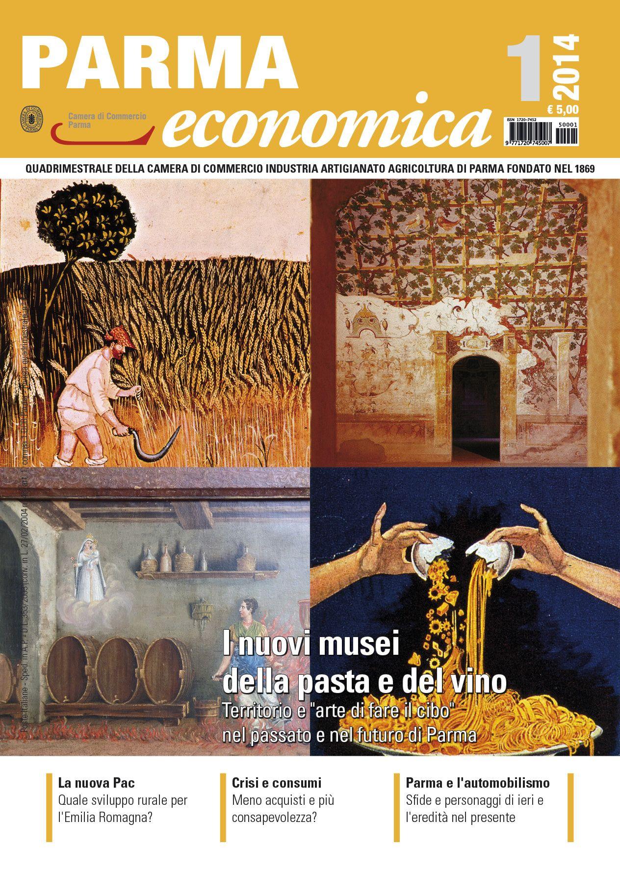 In edicola il nuovo numero di Parma Economica