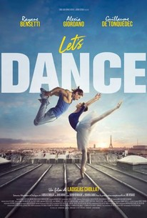 After His Crew Breaks Up A Gifted But Insecure Hip Hop Dancer Teaches At A Top Ballet School In Paris Where He Falls For Dance Movies Dance Poster Lets Dance