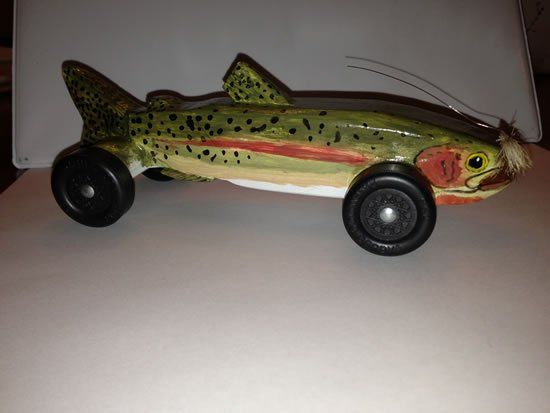 looking for some new pinewood derby car design ideas - Pinewood Derby Car Design Ideas