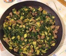 TUTTI INSIEME: Salamelle alle verdure