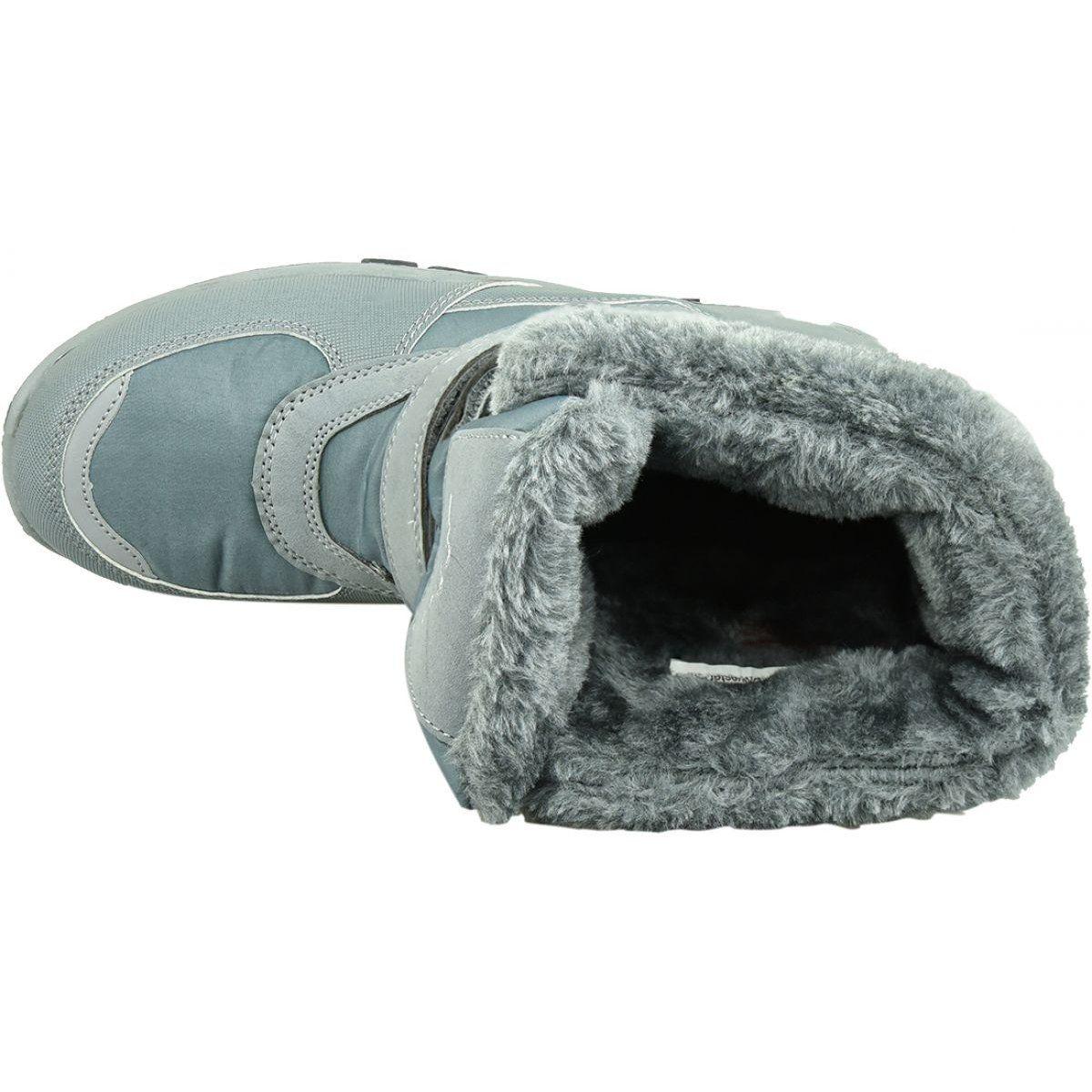 Buty Sportowe Dzieciece Dla Dzieci Innamarka Buty Zimowe Kappa Gurli Tex Jr 260728t 1615 Szare Winter Boots Girls Winter Boots Kid Shoes