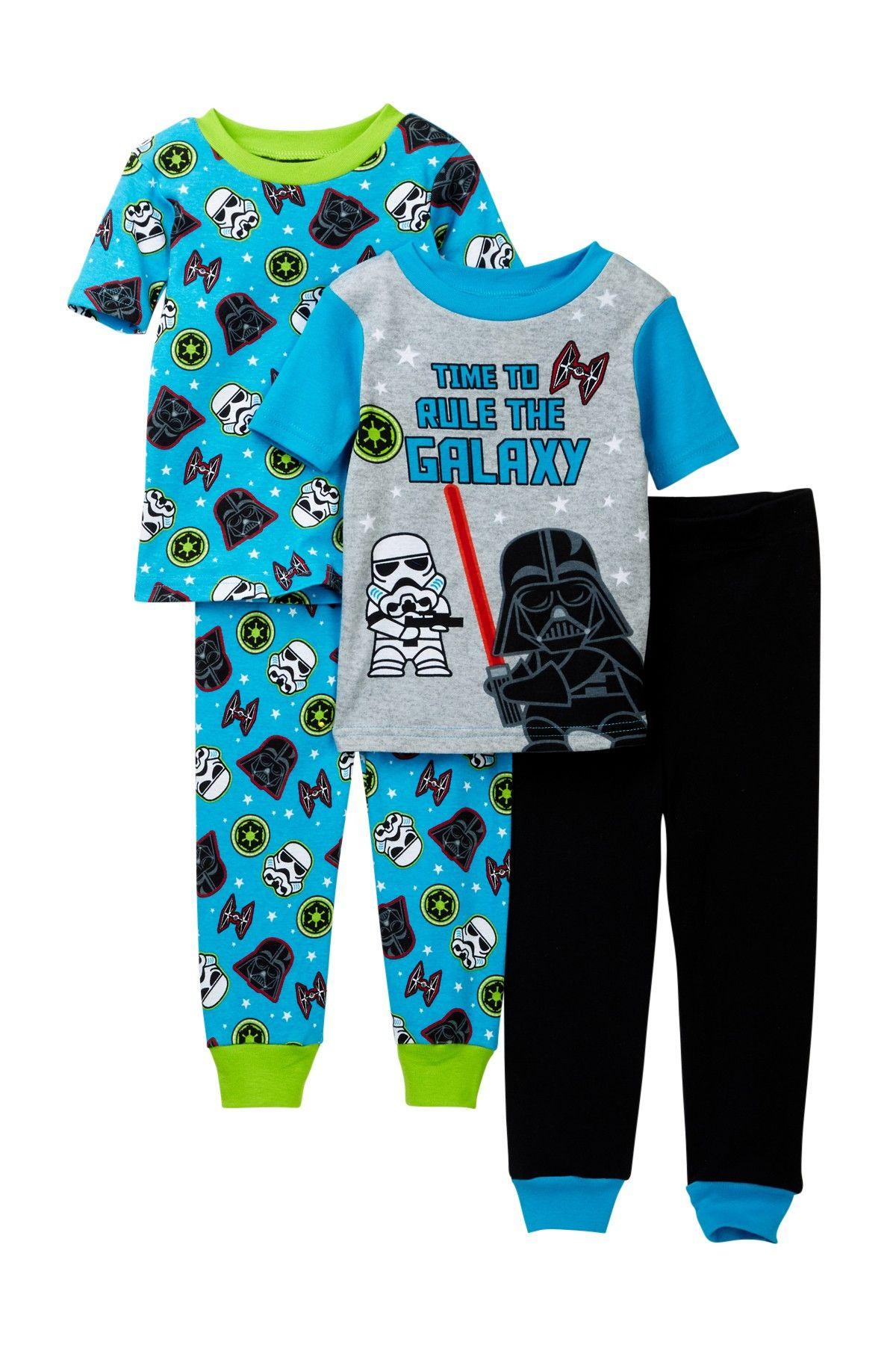 de5be2b6e AME | Star Wars Darth Vader Rule the Galaxy Cotton PJs - Set of 2 (