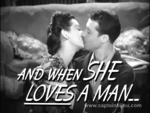 She Loves Her Man Tasha With Images Classic Movies Kay