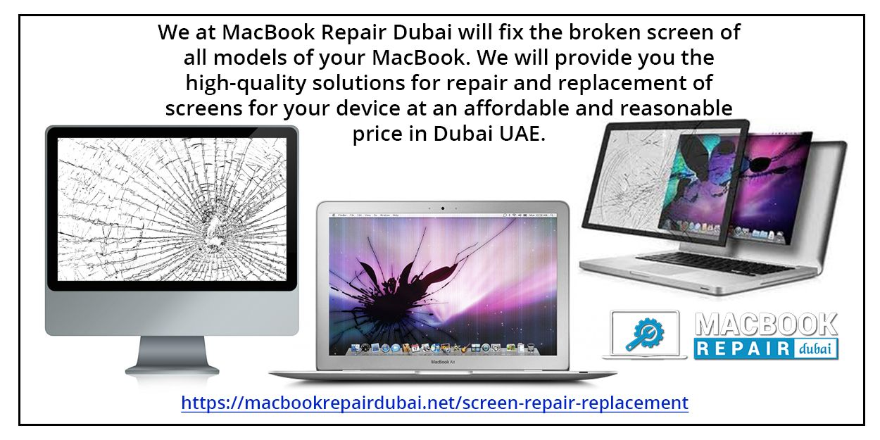 Any Apple product can be fixed by us be it MacBook Pro