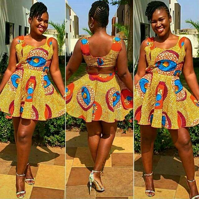 Cinderella Shweshwe Dress: Pin By Rebecca Wanjiku On African Style-fashion: Ankara