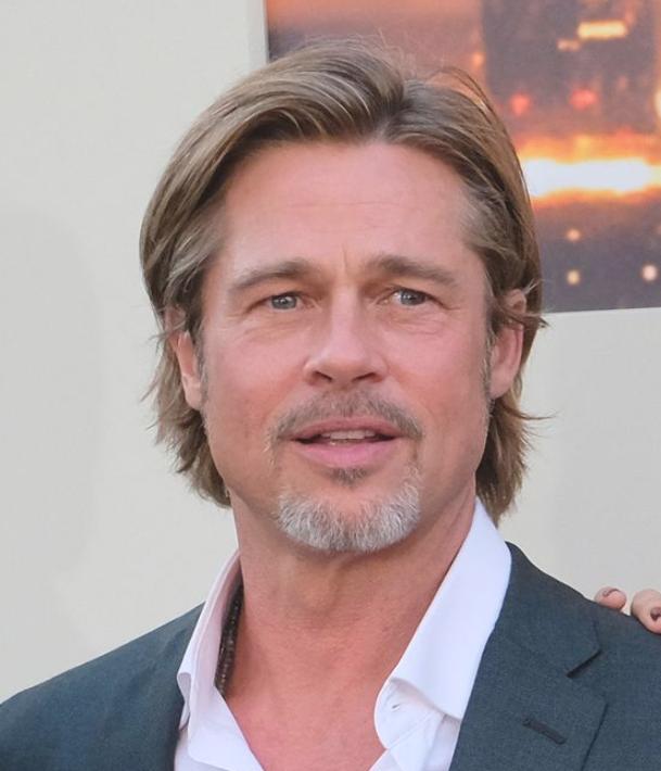 Brad Pitt Brad Pitt Brad Pitt Hair Brad And Angelina