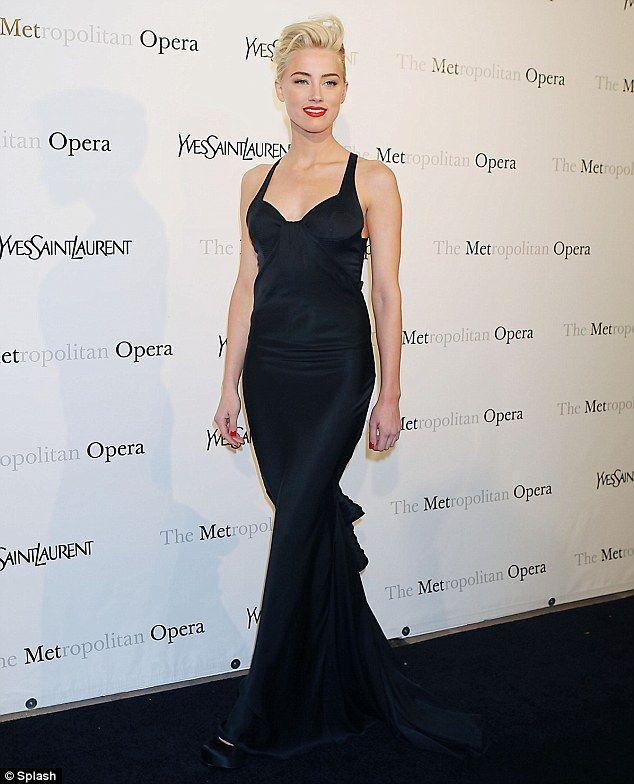 Old hollywood glam black dress