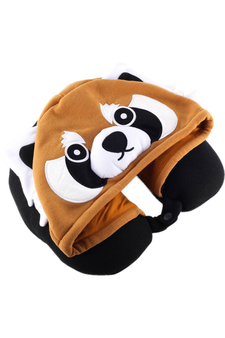 Red Panda Neck Pillow  3e8a21cbdabb8