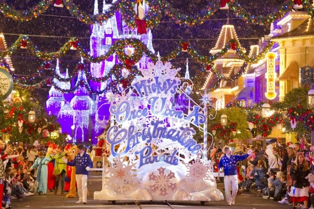 Our Guide to Mickey\u0027s Very Merry Christmas Party 2017 Walt disney