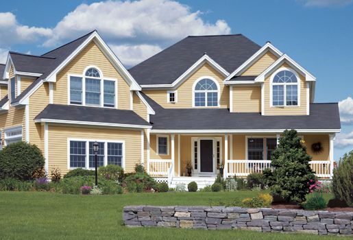 Top Siding Choices For Marylanders Siding Is More Important Than A Lot Of People In Maryland Give It House Exterior Home Improvement Contractors Vinyl Siding