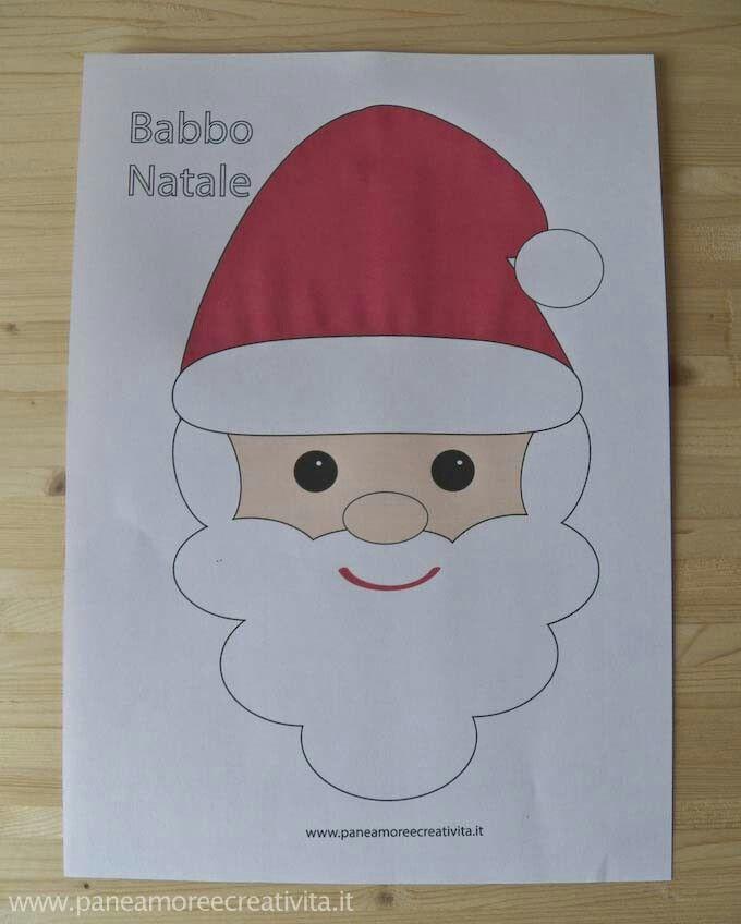 Come Disegnare Babbo Natale Babbo Natale Natale E