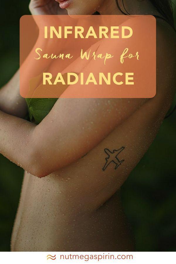 Higherdose Infrared Sauna Wrap Skin Care Routine Healthy