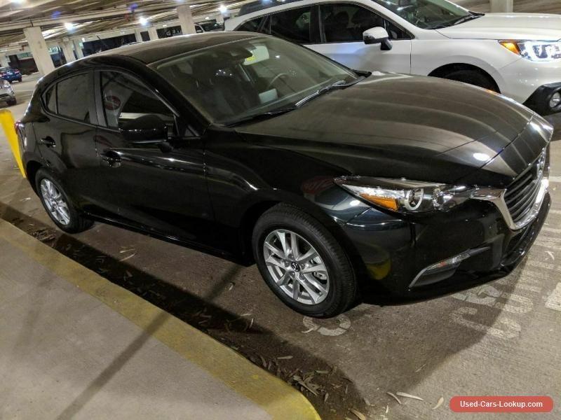 Car for Sale 2018 Mazda Mazda3 Sport