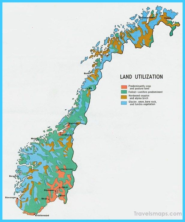Nice Map Of Norway Norway Amazing Maps Map