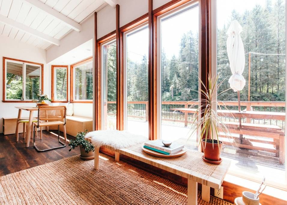 Mid-Century Riverfront Cabin - Seclusion Awaits! - Cabins